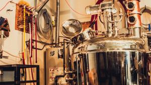 Alkohol manufacturing